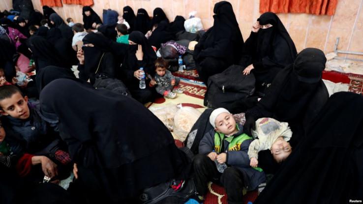 Među žena i veliki broj djece