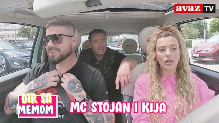 """Gosti ekskluzivnog serijala """"Đir sa Memom"""" su Kija Kockar i MC Stojan"""