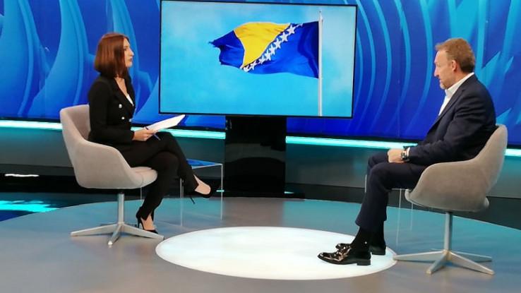 Izetbegović: Trudit ćemo se da SDA ima zadovoljne Srbe u Mostaru - Avaz, Dnevni avaz, avaz.ba