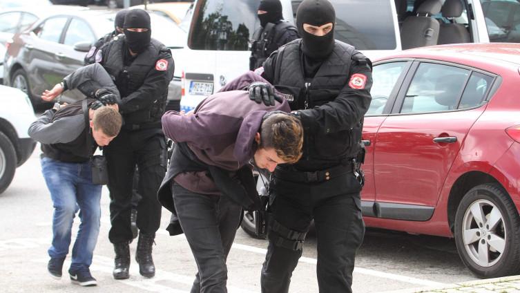 """Uhapšeni u akciji """"Klub"""""""