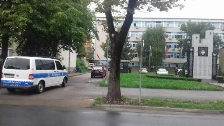 Policija obaviještena o nesreći