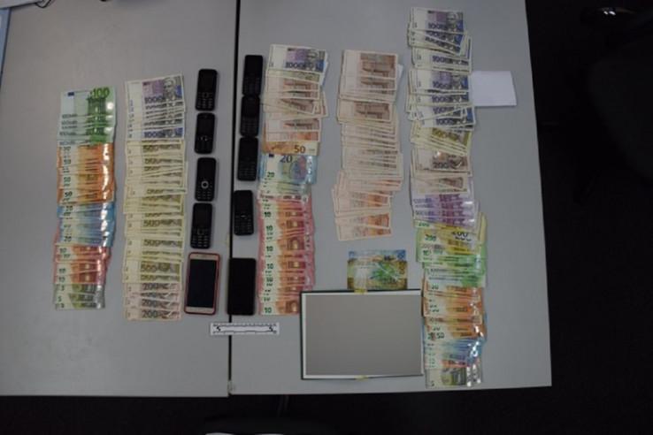 Novac zarađen od prostitucije