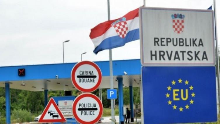 Granica BiH i Hrvatske