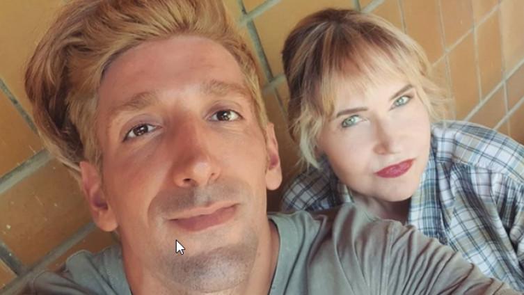 Slavko Sobin i Anica Dobra