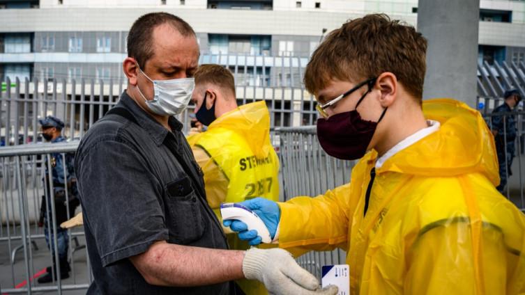 Moskva: Sve više zaraženih