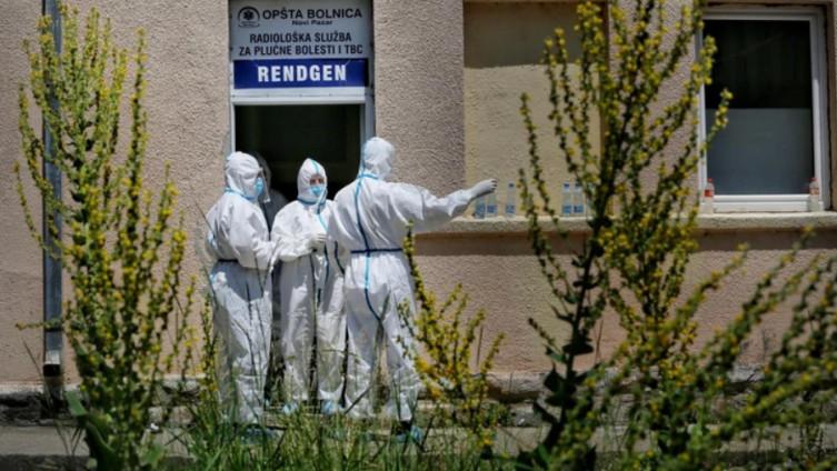 Srbiji su u posljednja 24 sata zabilježena 242 nova slučaja koronavirusa