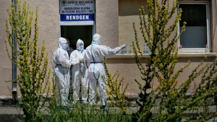 Sandžak: Raste broj zaraženih