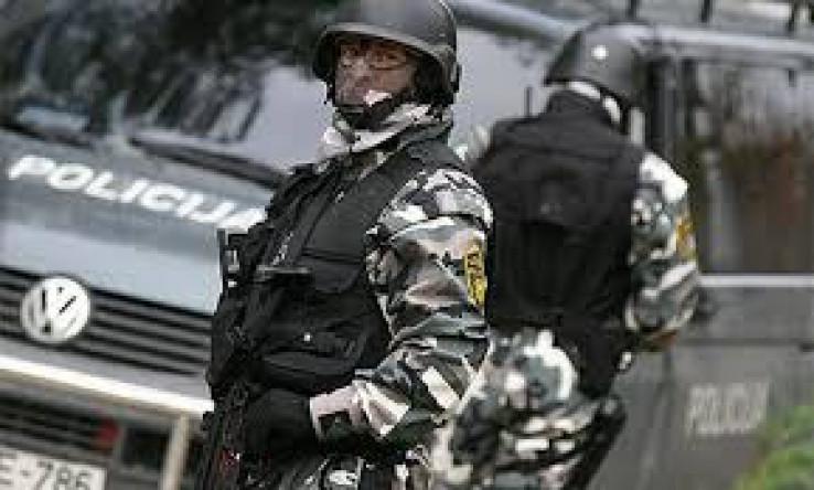 Policajci uhapsili osumnjičenog