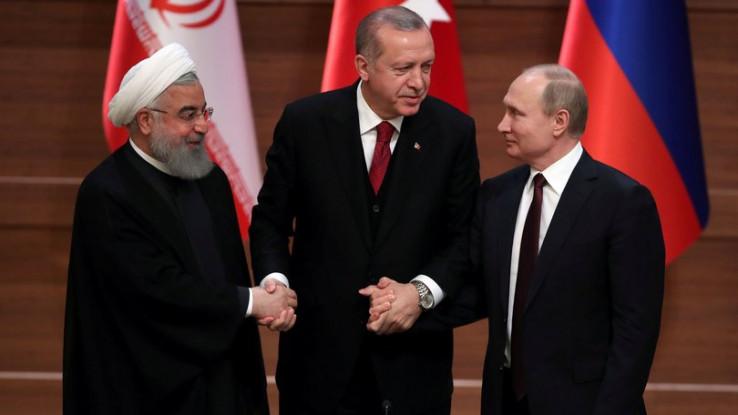 Prethodni sastanak održan lani u Ankari