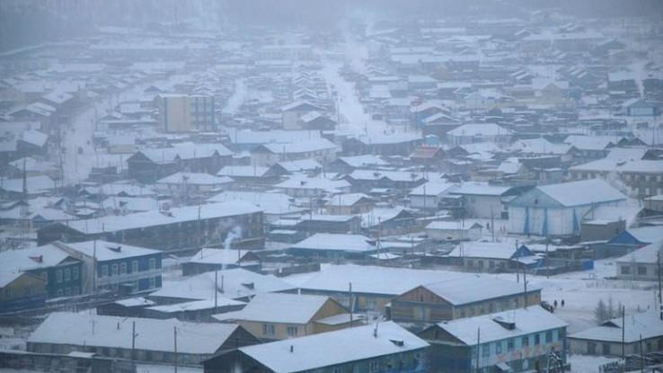 Krajem devedesetih zabilježena rekordno niska temperatura od minus 67,8 stepeni