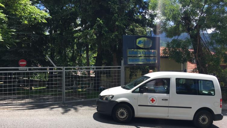 Na ovoj Klinici trenutno je smješteno 27 pacijenata