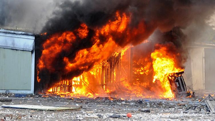 Eksplozija u sjevernom dijelu Teherana