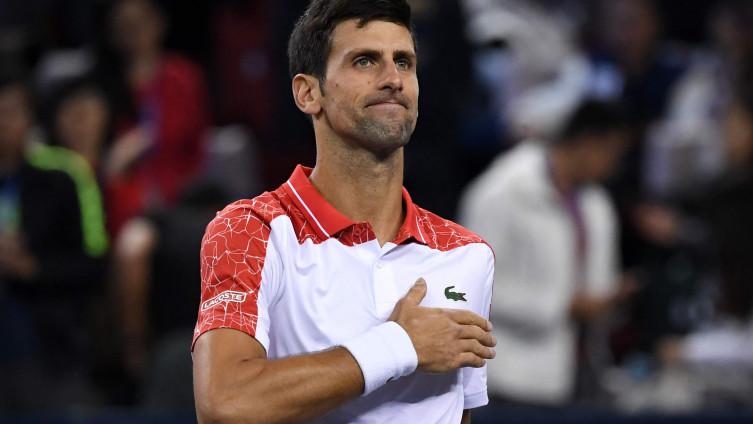 Novak Đoković: Humani gest