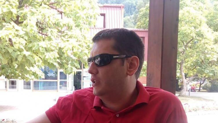 Optuženi Miljan žarković