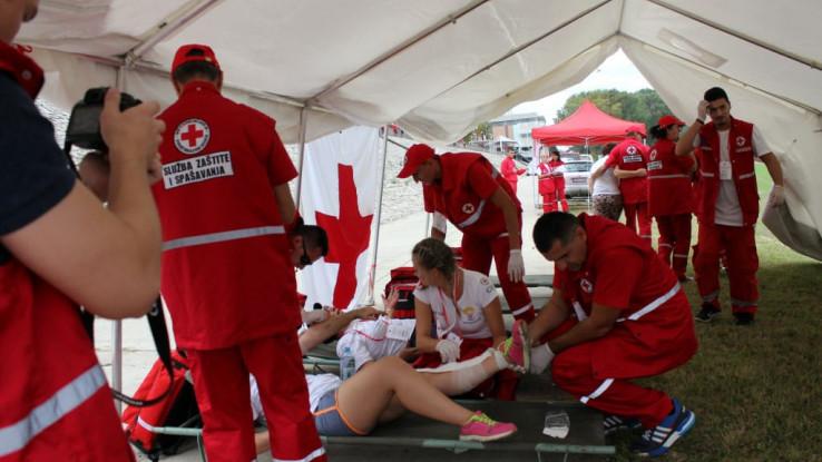 Timovi Crvenog križa FBiH formirali timove