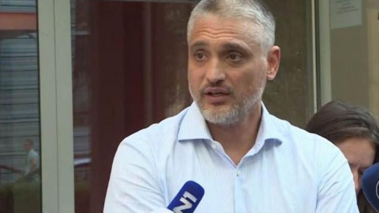 Jovanović: Savjetnik Komšića