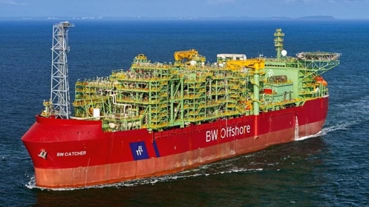 """Napad na brod nafnte kompanije """"BW Offshore"""""""