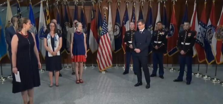 Sa proslave Dana nezavisnosti Amerike u ambasadi SAD-a u Sarajevu