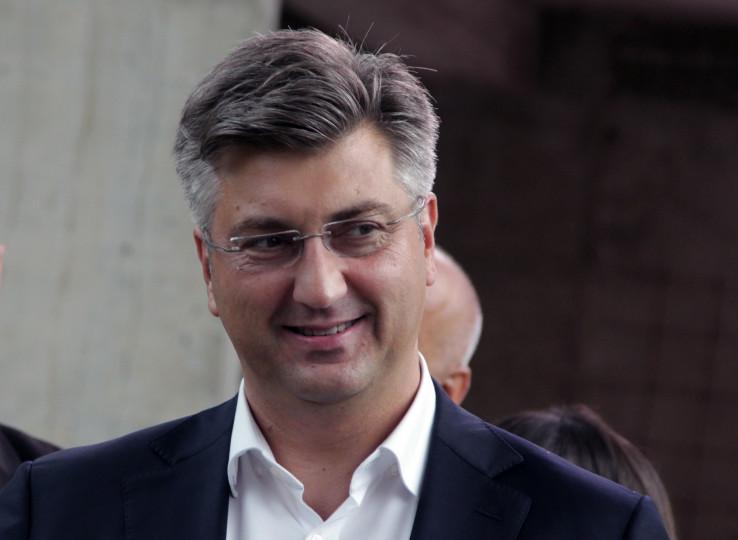 Plenković: Naša je trajna obveza i konstantna politika osigurati ravnopravnost Hrvata