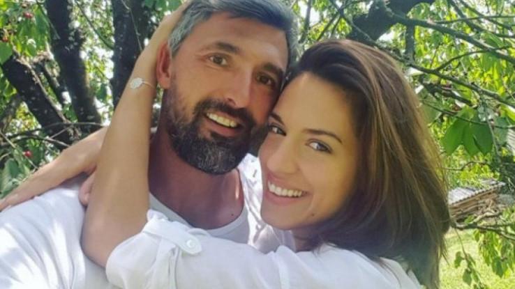 Goran i Nives Ivanišević