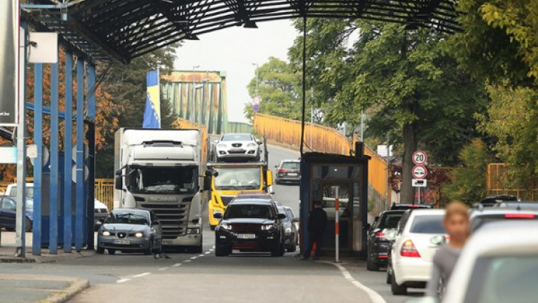 Granična policija BiH: Povećan broj prelazaka granice