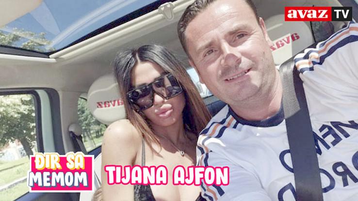 """Gost ekskluzivnog serijala """"Đir sa Memom"""" je Tijana Ajfon"""