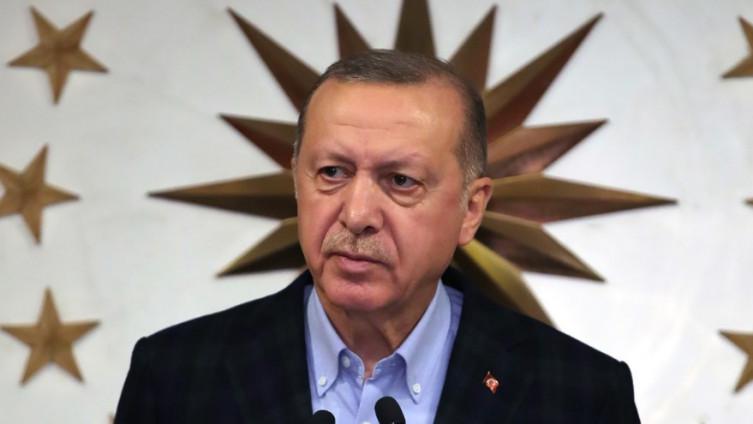 Erdoan: Čeka se odluka suda