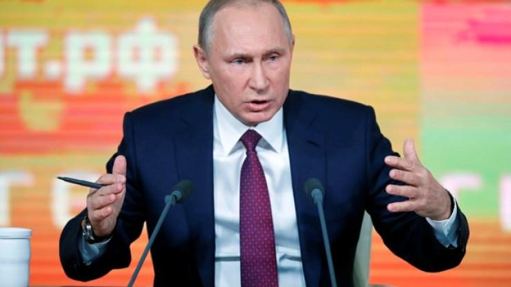 Putin: Žestok odgovor države