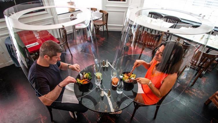 Plex'Eat je već instaliran u pariskom restoranu