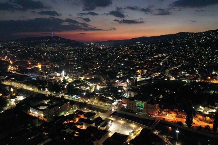Sarajevo daje bratsku podršku
