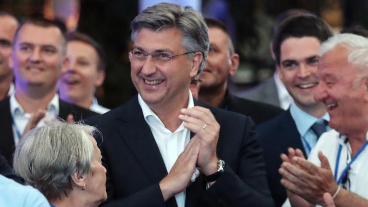 Andrej Plenković održao govor