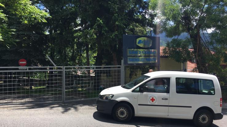 Klinika na Podhrastovima