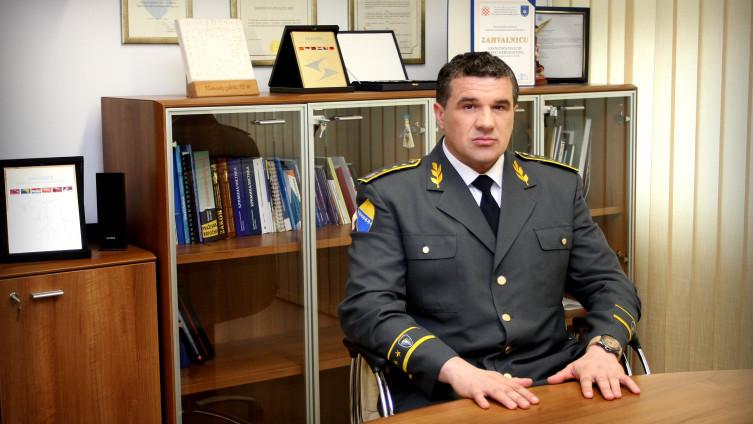 Galić: Naglasak je isključivo na prijemu policijskih službenika