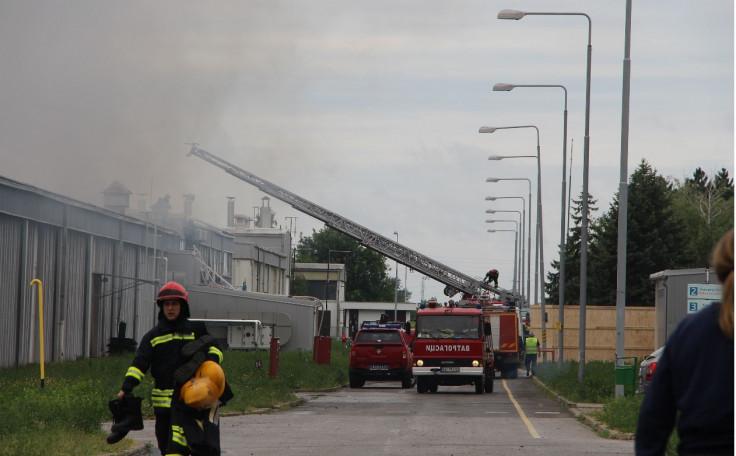 Požar gasilo 25 vatrogasaca