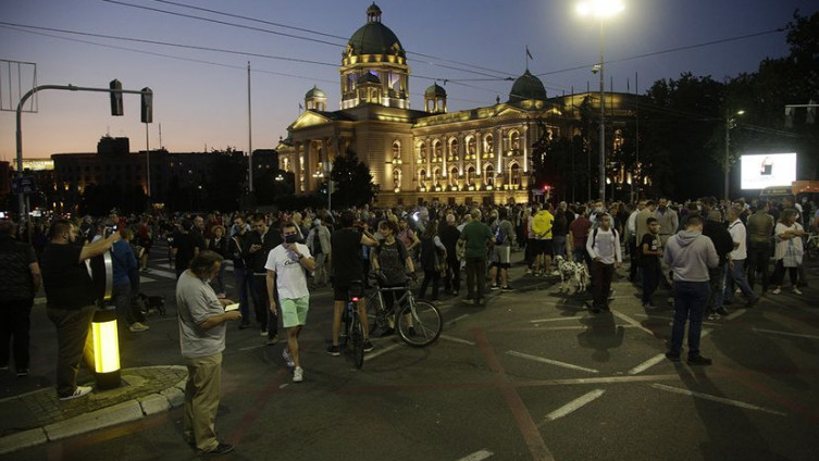 Okupili se građani