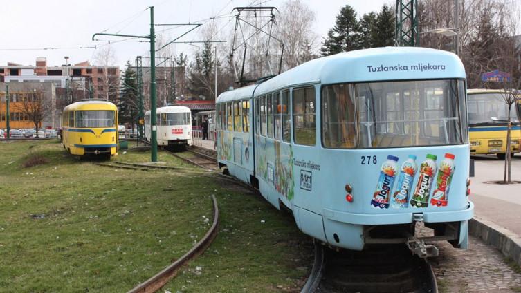 Tramvajski saobraćaj će se odvijati preko okretnice Skenderija