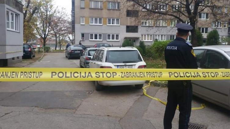 Policija obavlja uviđaj