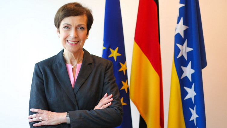 Uber: Njemačka je iskren prijatelj BiH