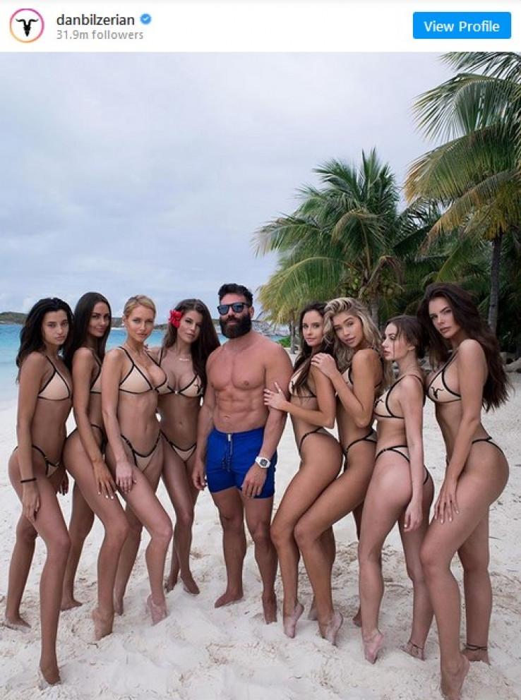 Playboy i milioner Den