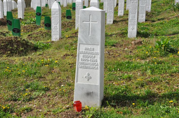 Pokopan i Rudolf Hren