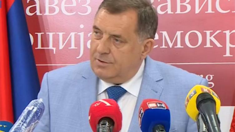 Dodik: Pola mandata prošlo