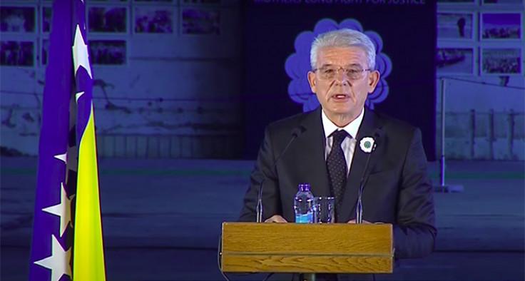 Džaferović: Pitanje zabrane negiranja genocida je civilizacijsko pitanje i ne tiče se samo Srebrenice, Bošnjaka i Bosne i Hercegovine