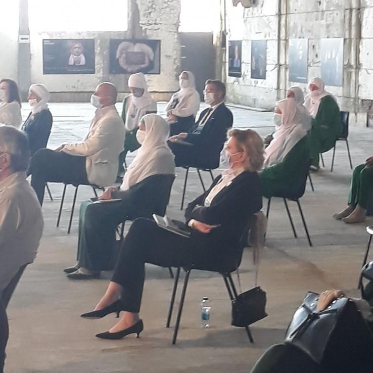 Prašović-Gadžo: Srebrenica je bol koji nikada neće prestati da me boli