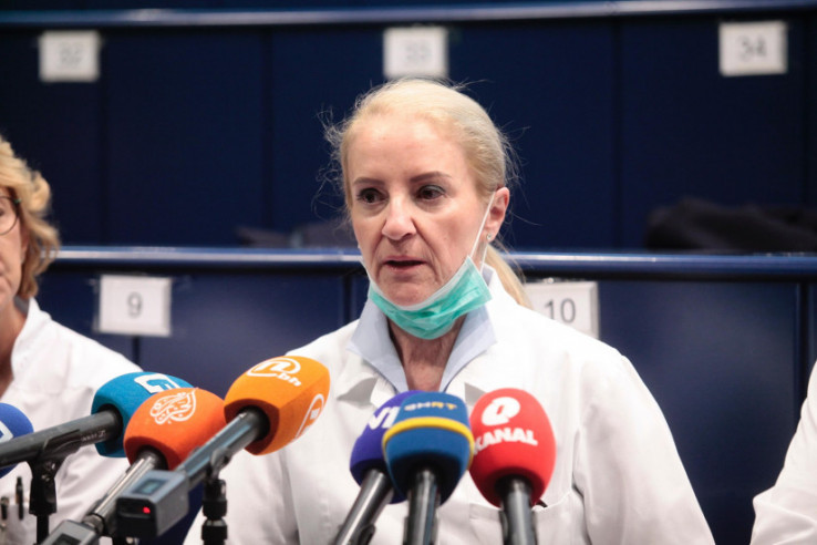 Izetbegović: Direktorica KCUS-a bez komentara