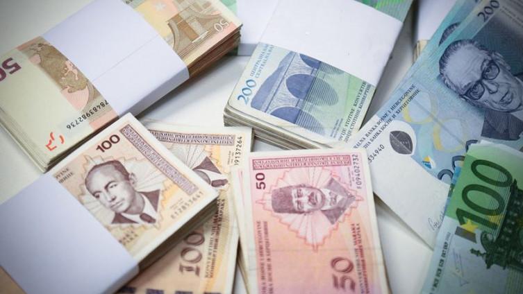 Najviša plaća ostvarena u bankarstvu