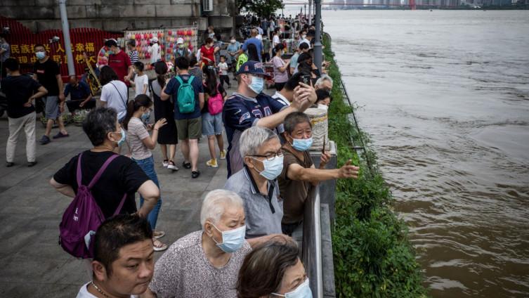 Dolina rijeke Jangce pogođena je padavinama nezapamćenim u posljednjih 50 godina