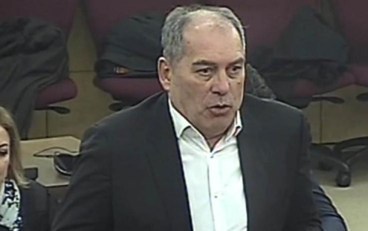 Dragan Mektić na optuženičkoj klupi