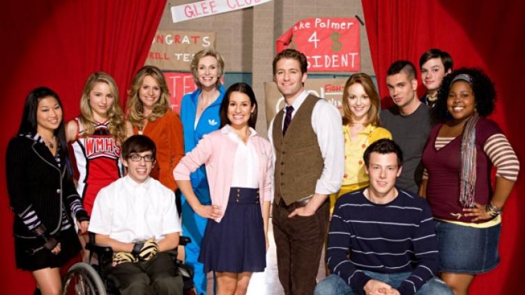 """Ekipa serije """"Glee"""""""