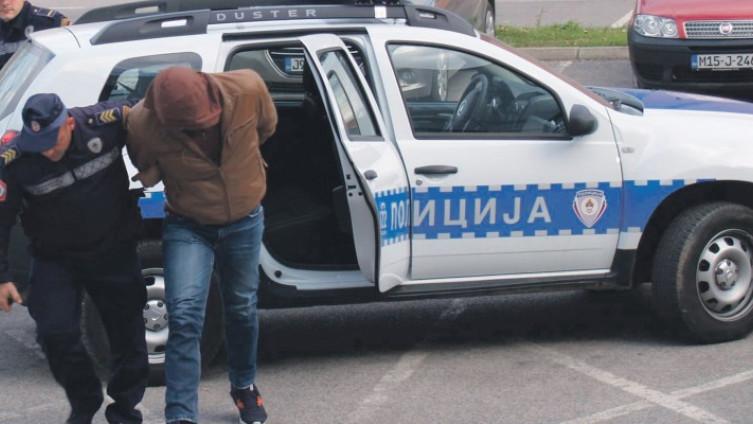 Osumnjičeni Nikola Bajić uhapšen