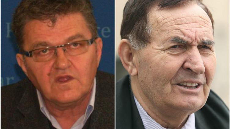 Advokati Milan Romanić i Jovo Pilipović
